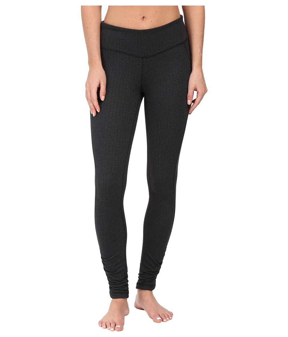 New Balance - Novelty Heat Tights (Black) Women's Casual Pants