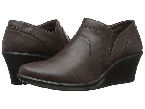 Easy Street - Virgo (Brown) Women's Wedge Shoes