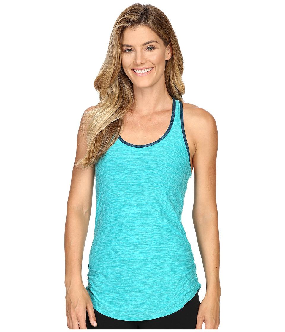 New Balance - Perfect Tank Top (Aquarius Heather) Women's Sleeveless