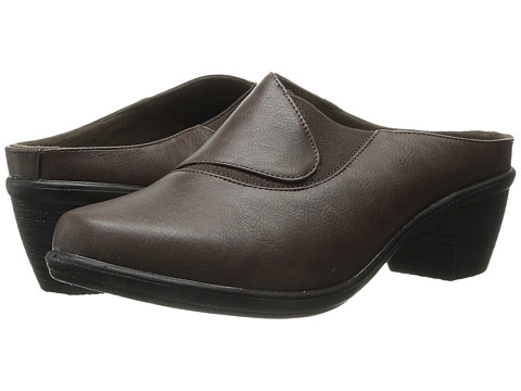 Easy Street - Sly (Brown) Women's Clog Shoes