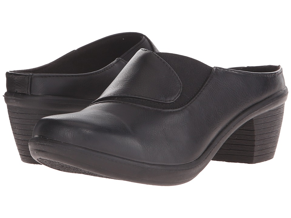 Easy Street - Sly (Black) Women's Clog Shoes