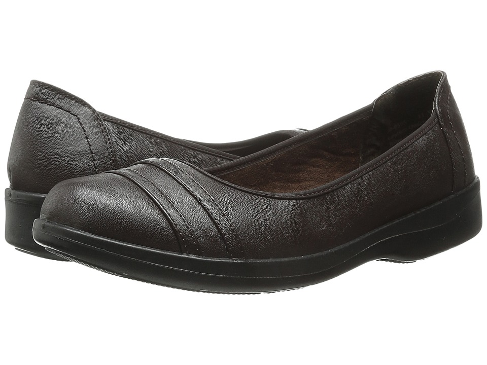 Easy Street - Measure (Brown Stretch) Women