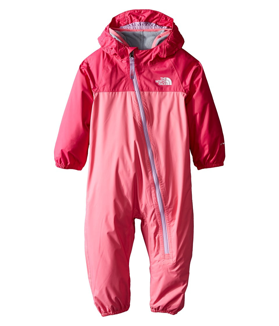 The North Face Kids - Triclimate One-Piece (Infant) (Cha Cha Pink) Kid's Jumpsuit & Rompers One Piece