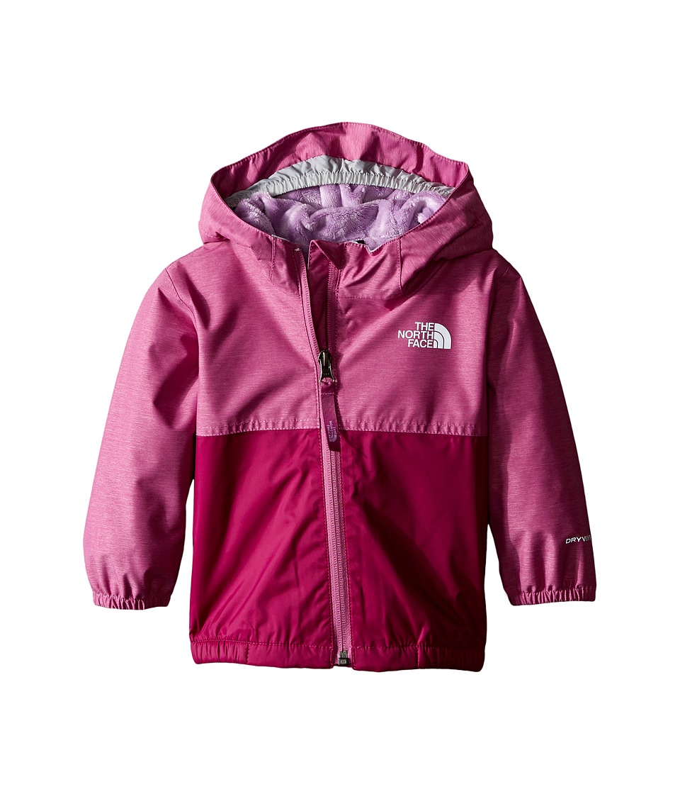 The North Face Kids - Warm Storm Jacket (Infant) (Roxbury Pink) Kid's Coat