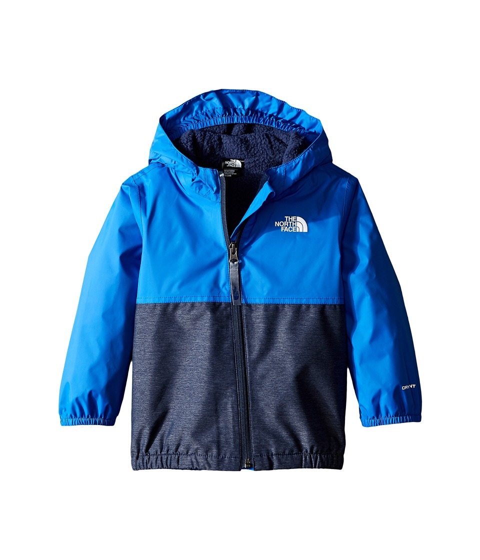 The North Face Kids - Warm Storm Jacket (Infant) (Jake Blue) Kid's Coat