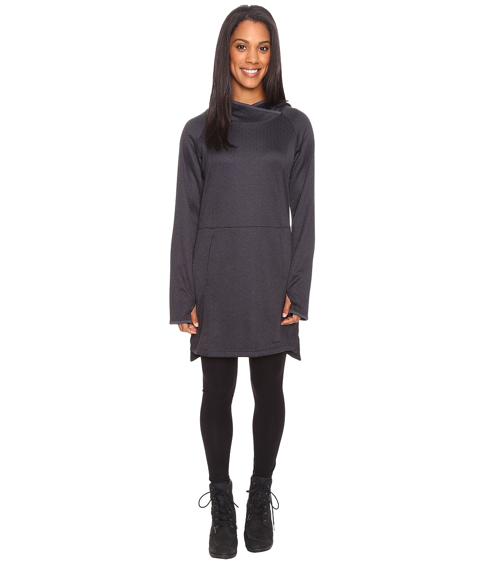 ExOfficio Tatra Hooded Dress (Carbon) Women