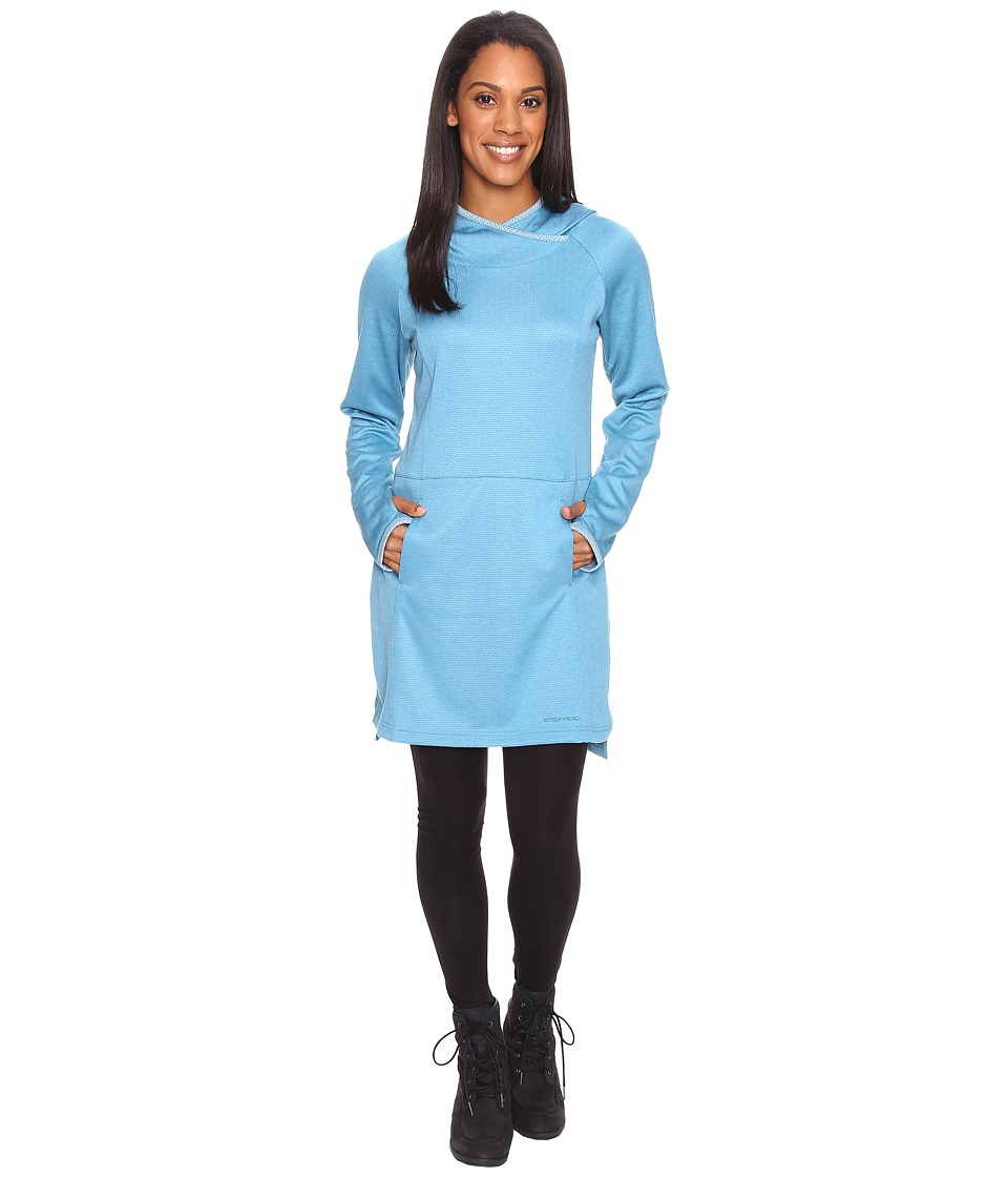 ExOfficio Tatra Hooded Dress (Niagara) Women