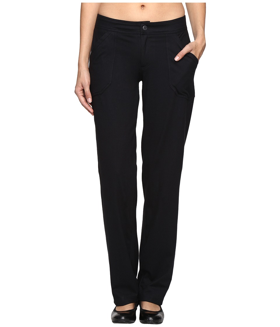 ExOfficio - Aysha Pants (Black) Women's Casual Pants