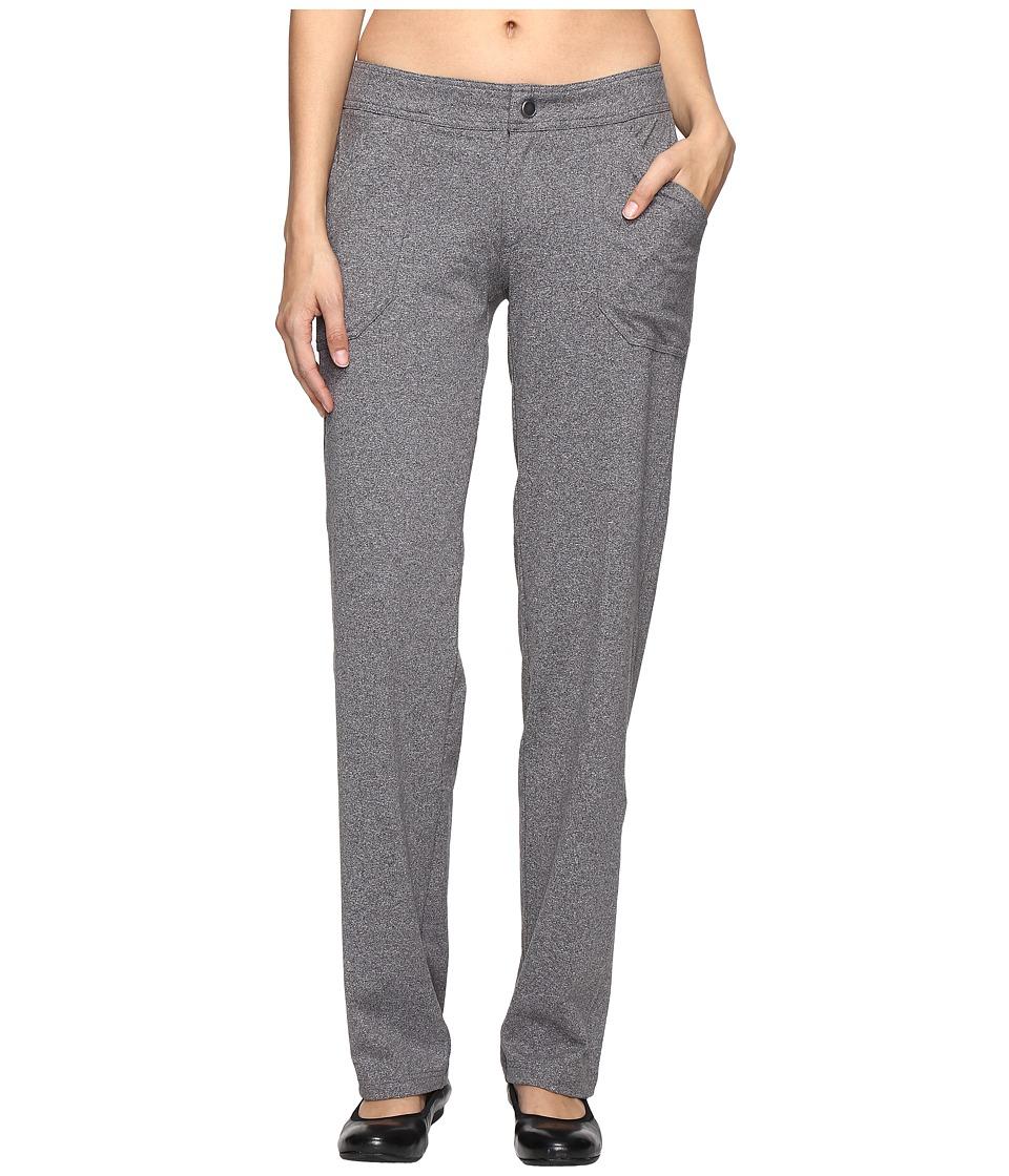 ExOfficio Aysha Pants (Charcoal Heather) Women