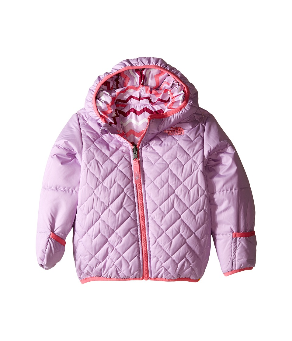 The North Face Kids - Reversible Perrito Jacket (Infant) (Lupine) Kid's Coat