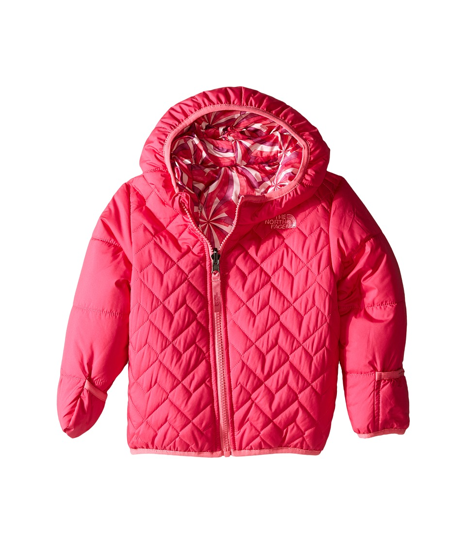 The North Face Kids - Reversible Perrito Jacket (Infant) (Cabaret Pink) Kid's Coat