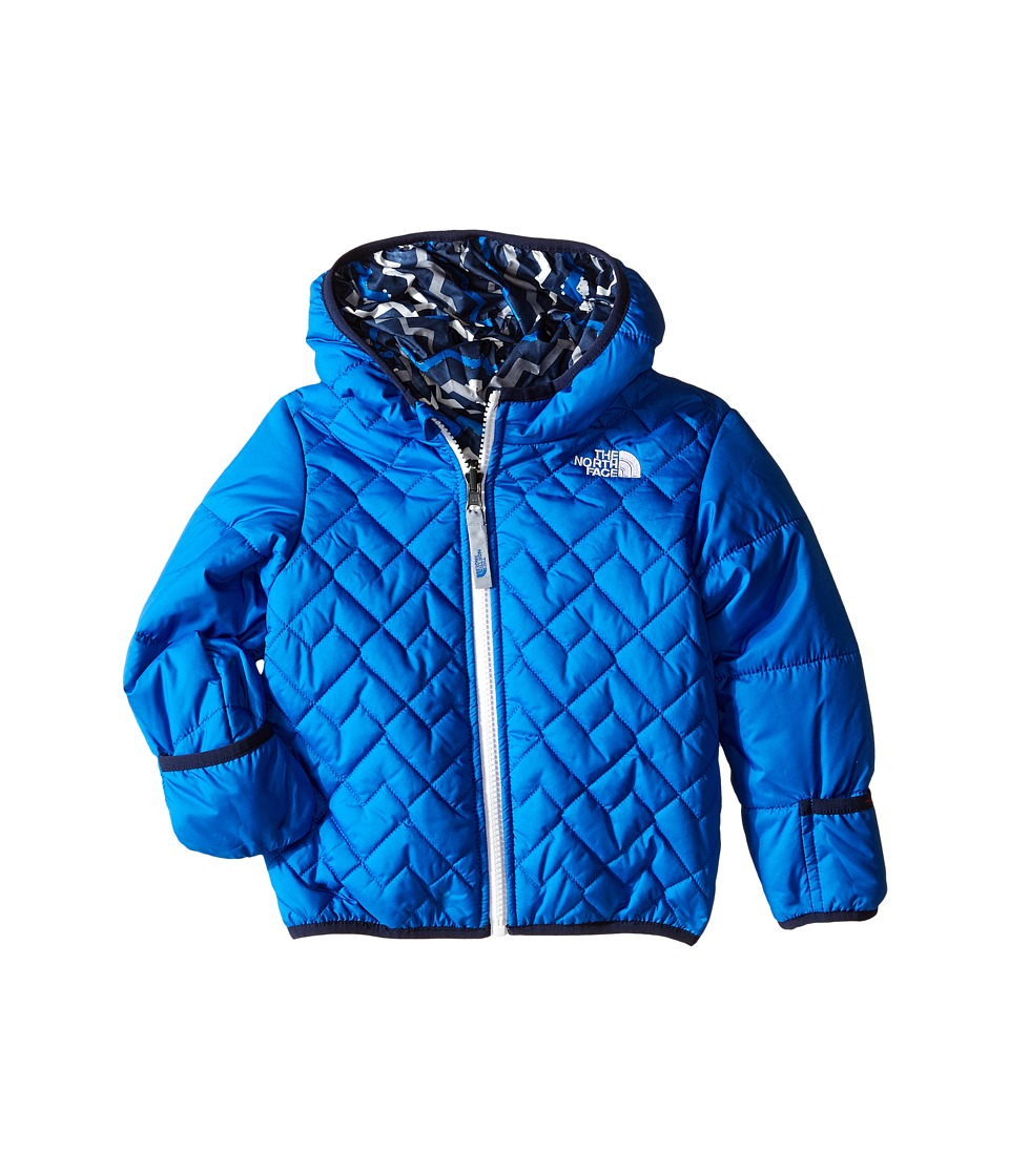 The North Face Kids - Reversible Perrito Jacket (Infant) (Jake Blue) Kid's Coat
