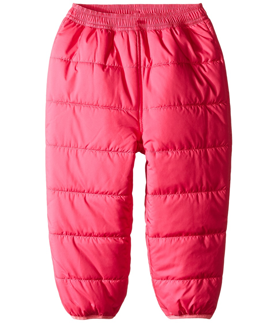 The North Face Kids - Reversible Perrito Pants (Infant) (Cabaret Pink) Kid's Casual Pants