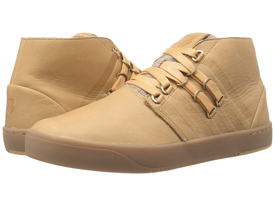 K-Swiss - D R Cinch Chukka P (Taffy/Gum) Men's Lace up casual Shoes