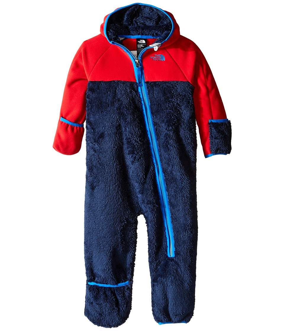 The North Face Kids - Chimborazo One-Piece (Infant) (Cosmic Blue (Prior Season)) Kid's Jumpsuit & Rompers One Piece