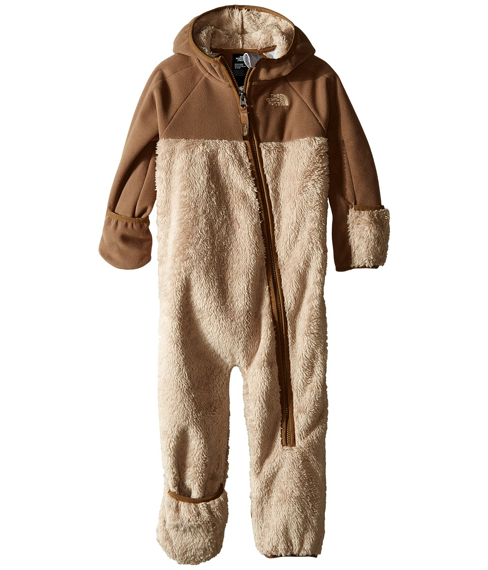 The North Face Kids - Chimborazo One-Piece (Infant) (Pale Khaki) Kid's Jumpsuit & Rompers One Piece