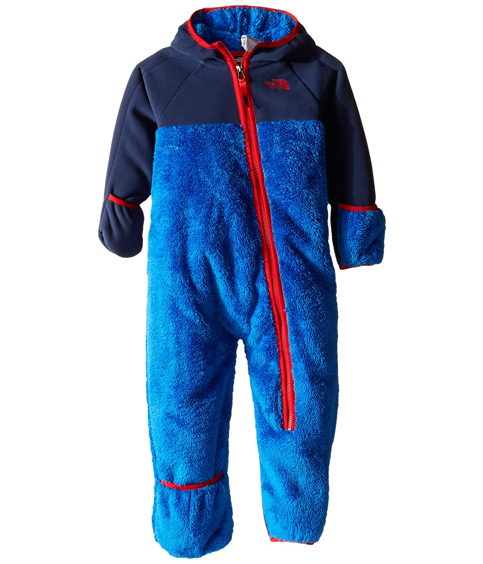 The North Face Kids - Chimborazo One-Piece (Infant) (Jake Blue) Kid's Jumpsuit & Rompers One Piece