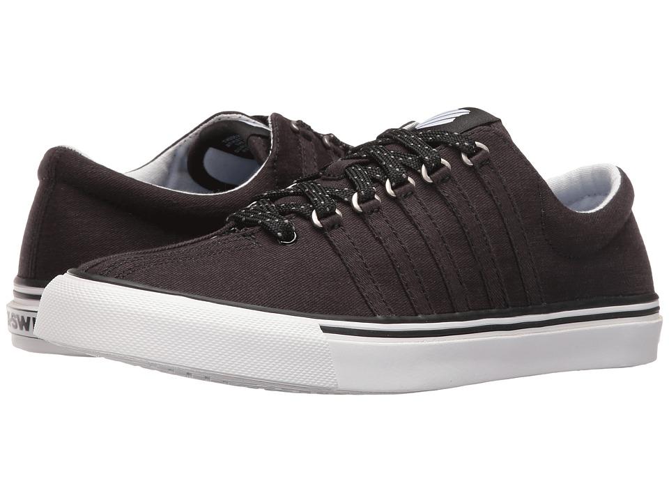 K-Swiss - Surf 'n Turf (Black/White) Women's Tennis Shoes