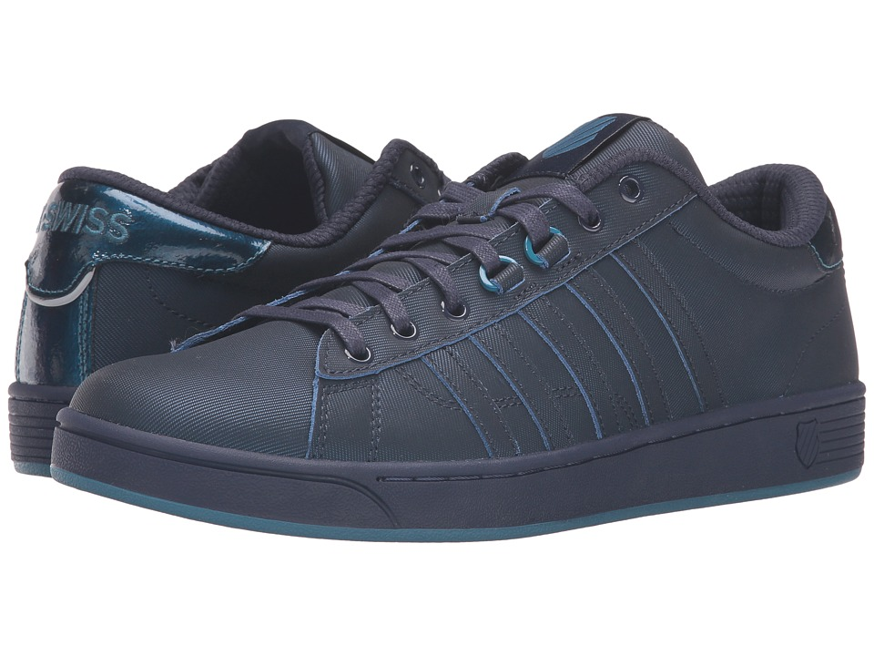 K-Swiss - Hoke Radiant CMF (Eclipse/Saxony Blue) Men's Lace up casual Shoes