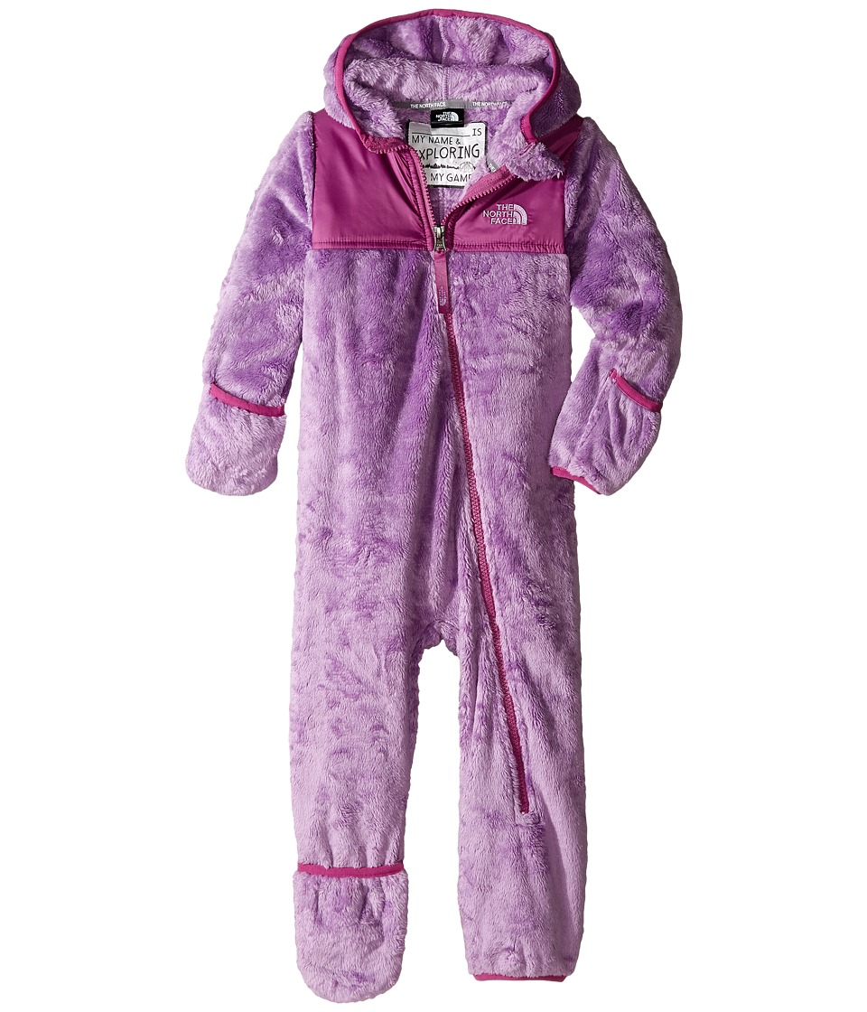 The North Face Kids - Oso One-Piece (Infant) (Lupine) Kid's Jumpsuit & Rompers One Piece