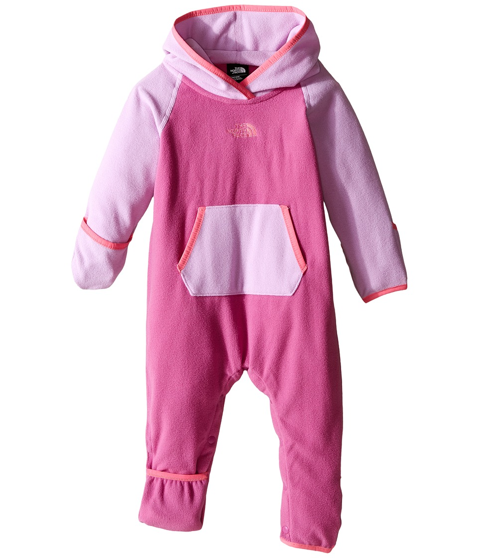 The North Face Kids - Glacier One-Piece (Infant) (Wisteria Purple) Kid's Jumpsuit & Rompers One Piece