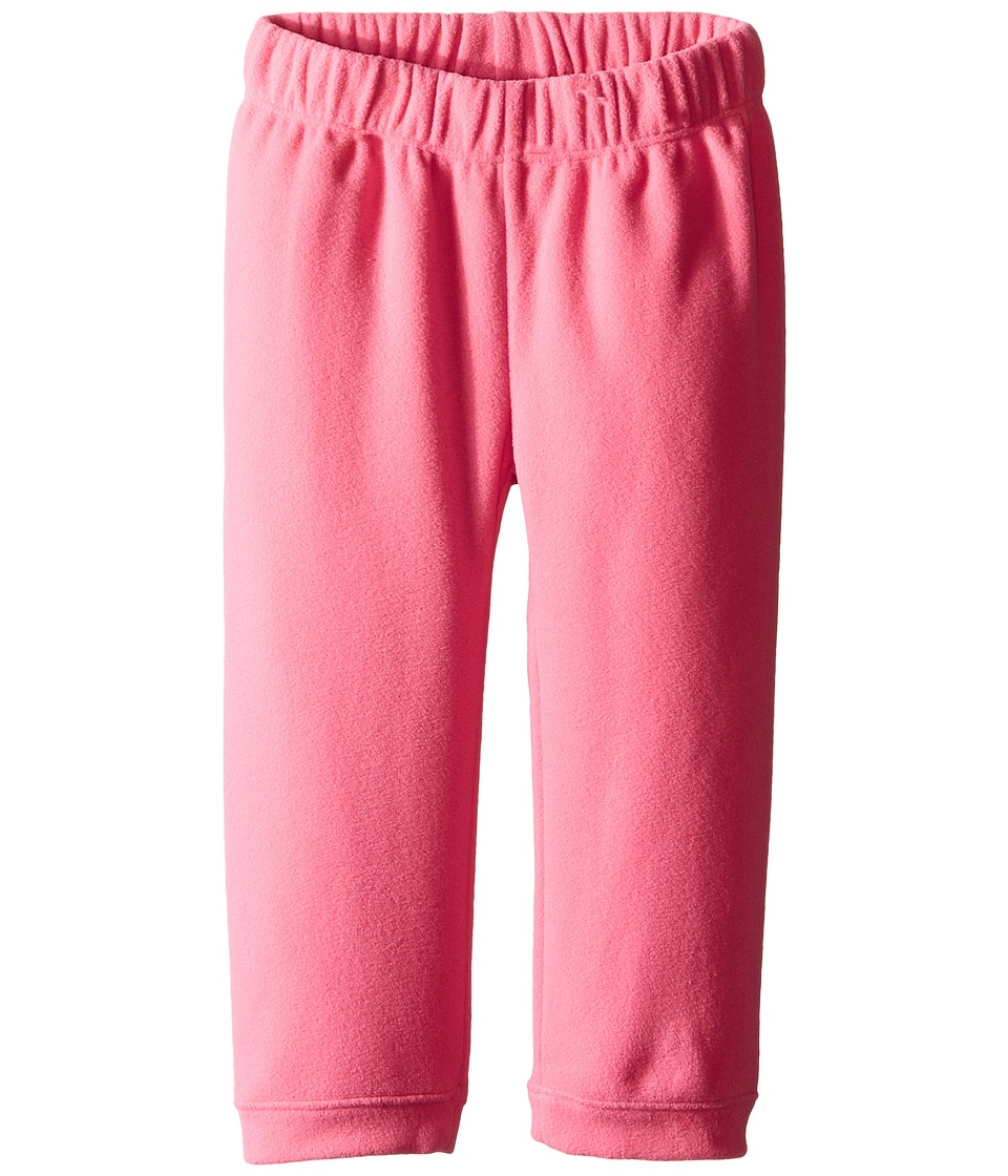 The North Face Kids - Glacier Pants (Infant) (Cha Cha Pink/TNF White) Kid's Casual Pants