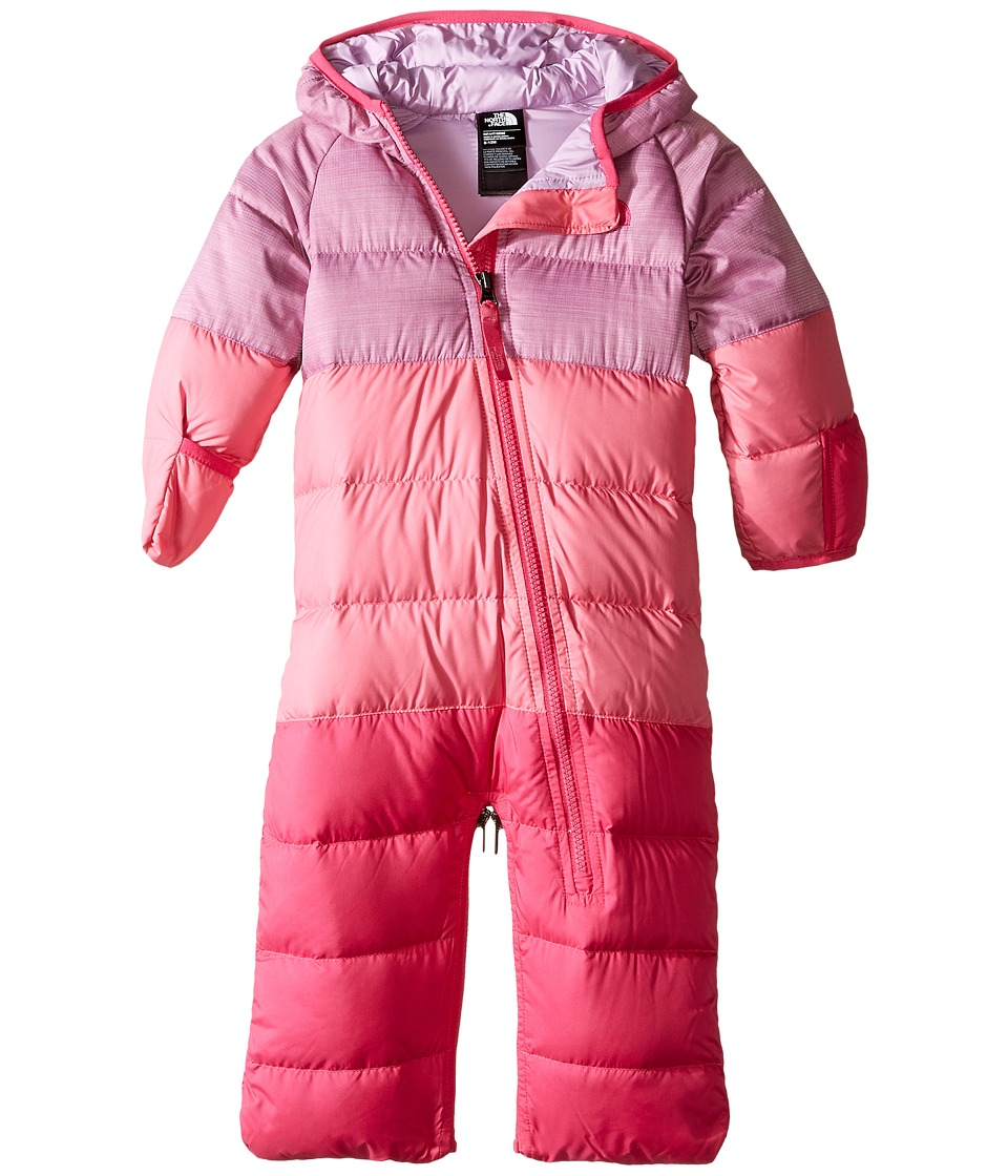 The North Face Kids - Lil' Snuggler Down Bunting (Infant) (Wisteria Purple Heather) Kid's Jumpsuit & Rompers One Piece