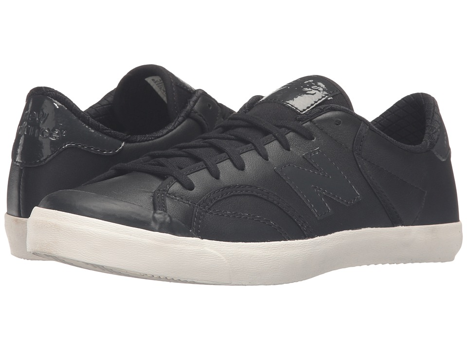 New Balance Classics - WLProV1 (Black/White) Women's Classic Shoes