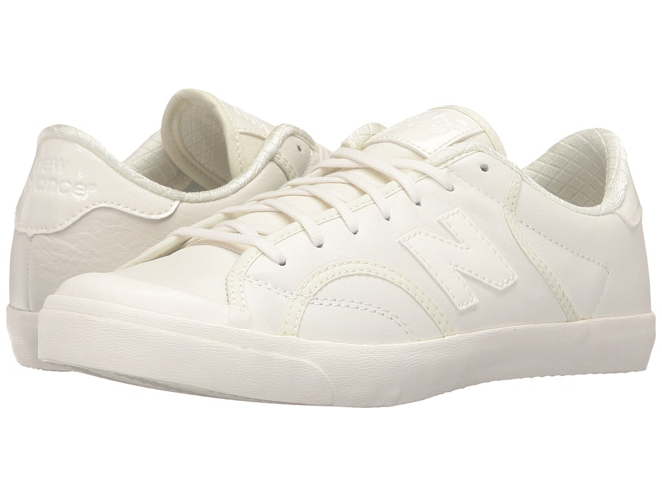 New Balance Classics - WLProV1 (White) Women's Classic Shoes