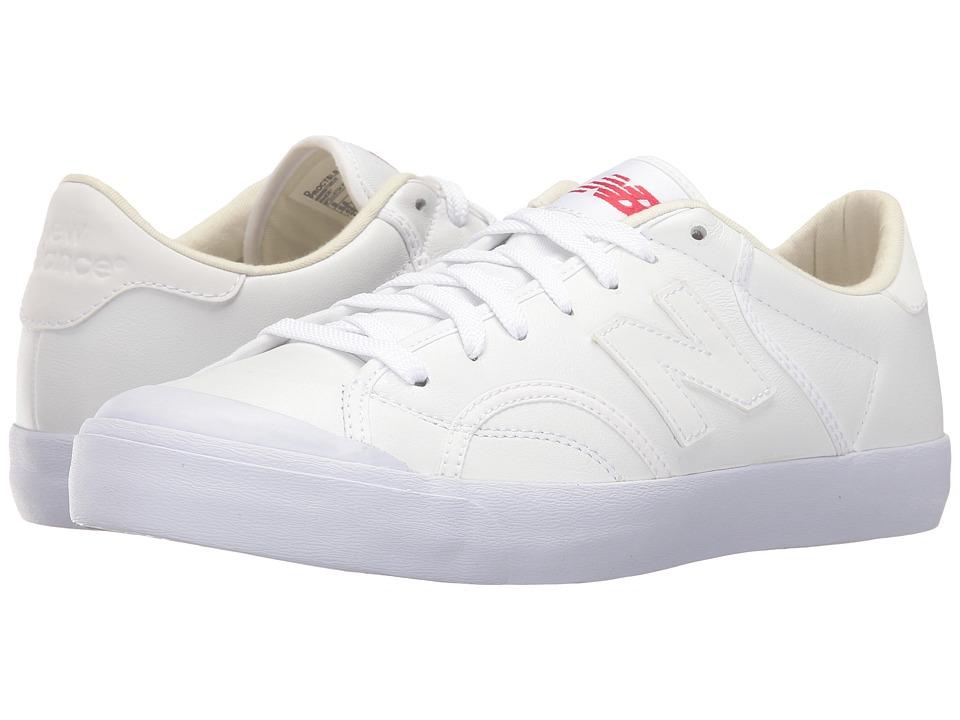 New Balance Classics - PROCTS1 (White) Men's Tennis Shoes