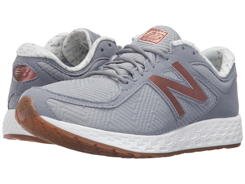 New Balance Classics - WLZANTv2 (Steel/Nimbus Cloud) Women's Running Shoes