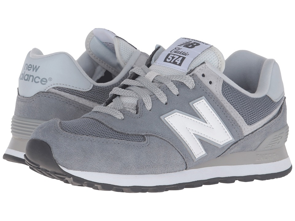 New Balance Classics - ML574 (Harbor Blue/White) Men's Shoes