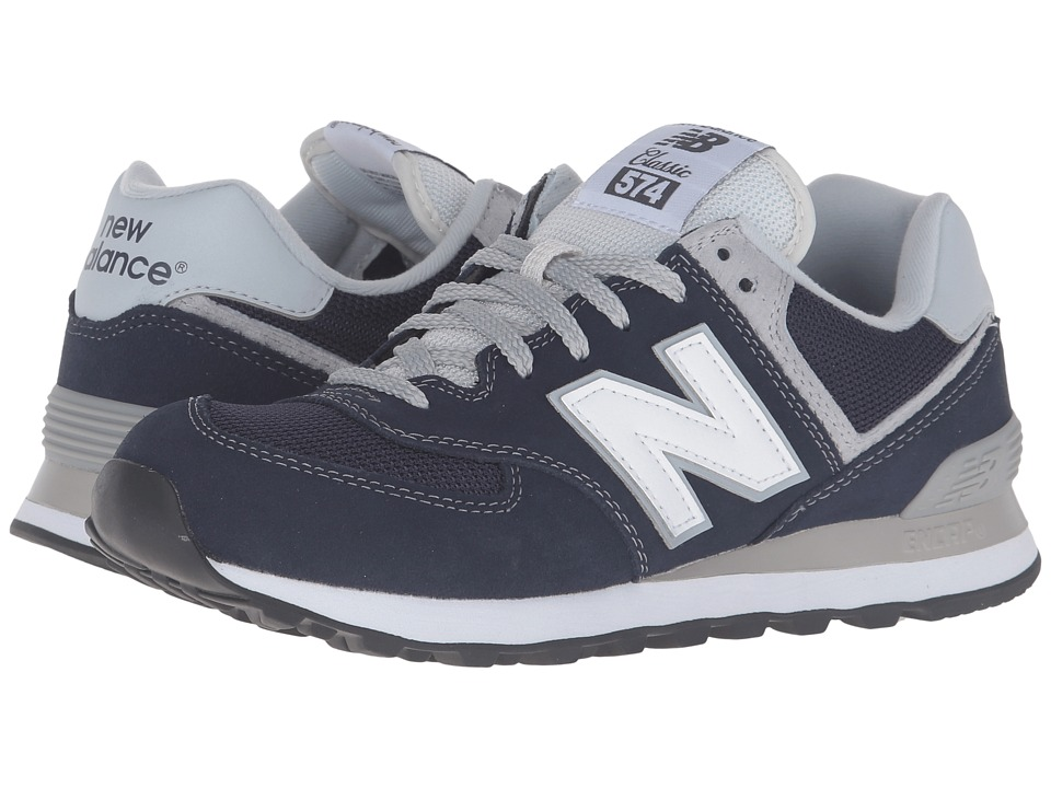 New Balance - ML574 (Descent/White) Men's Shoes