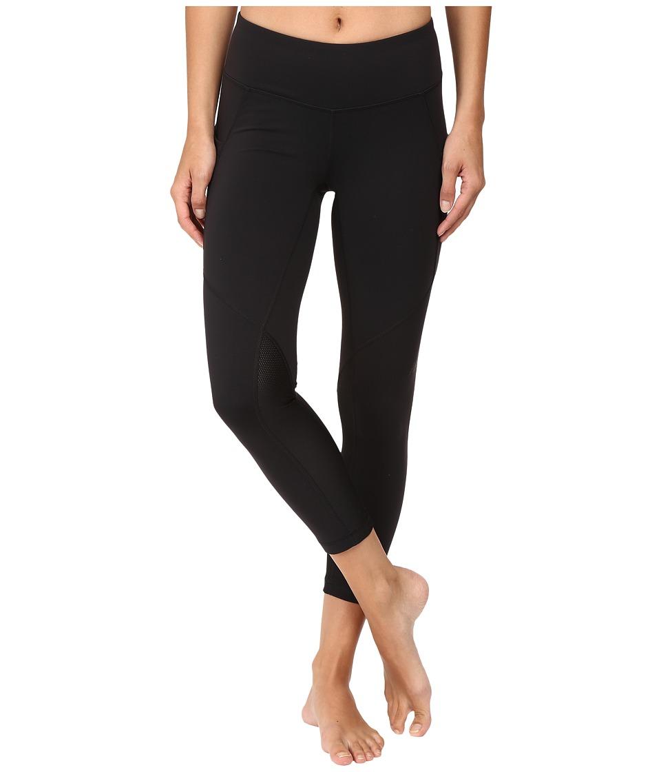 New Balance - Fashion Crop Pants (Black) Women's Casual Pants