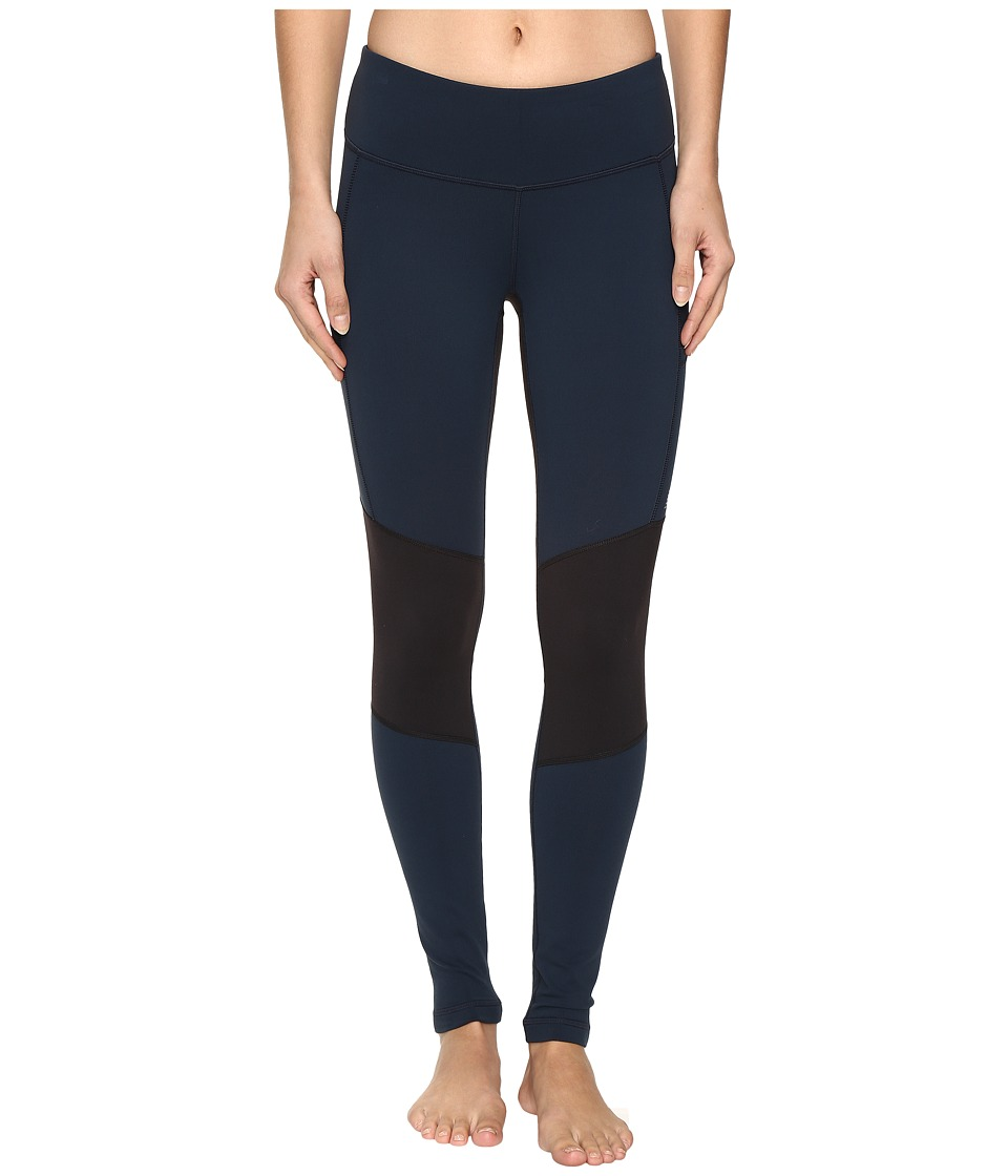 New Balance Premium Perf Fashion Tights (Galaxy/Black) Women