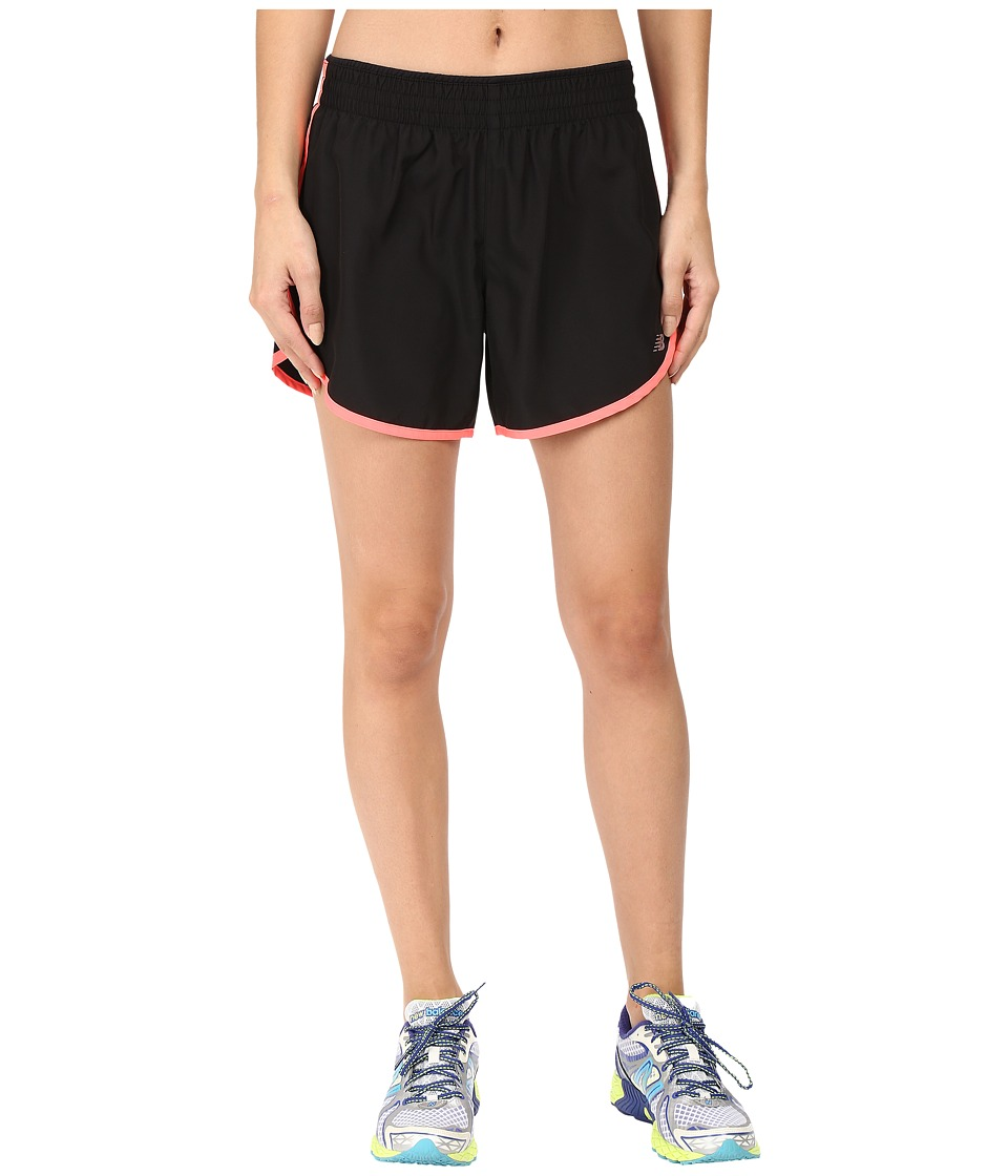 New Balance - Accelerate 5 Short (Guava) Women's Shorts