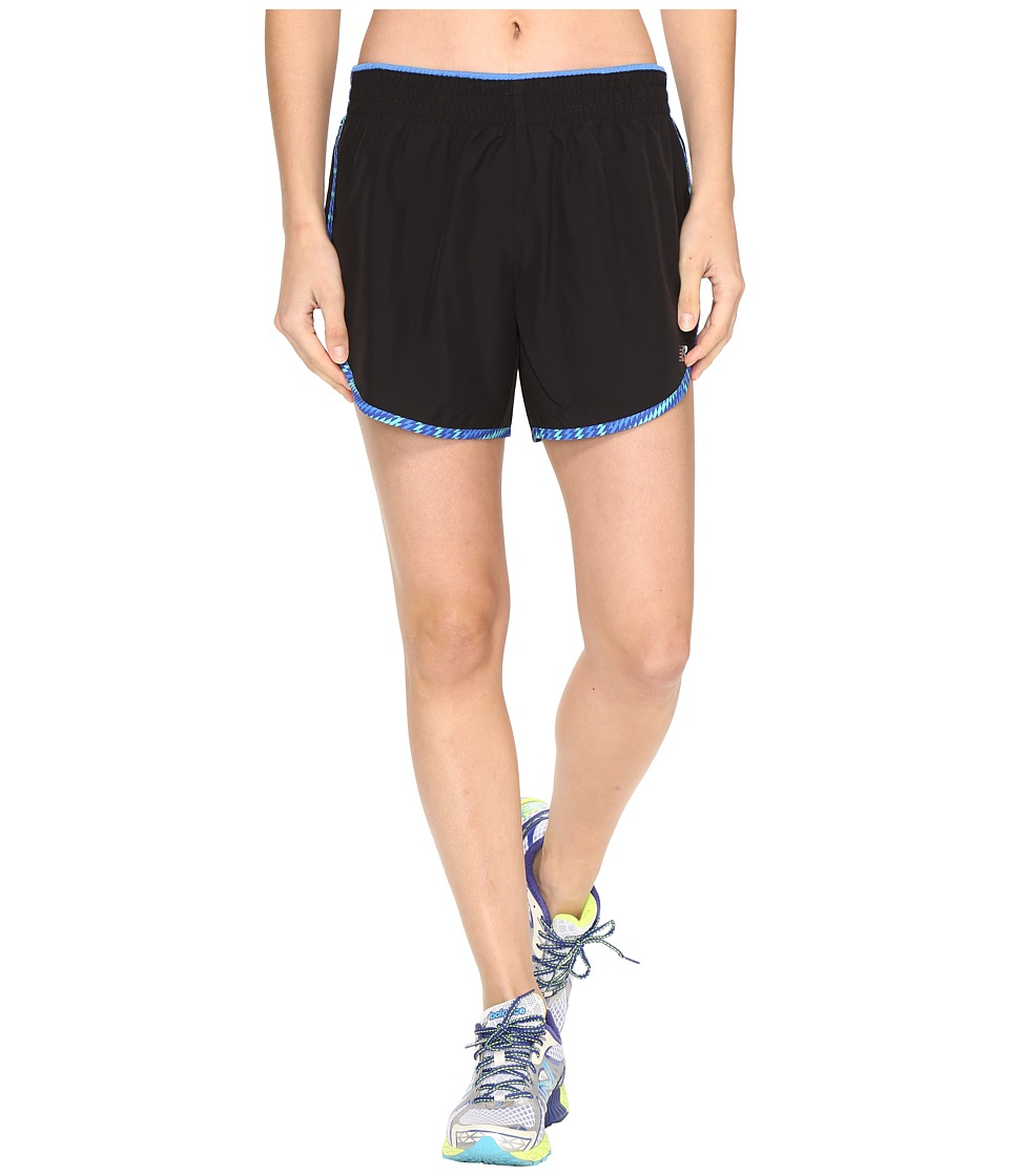 New Balance - Accelerate 5 Short (Majestic Blue) Women's Shorts
