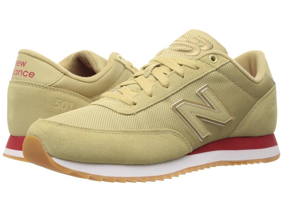 New Balance - MZ501v1 (Dust/Crimson) Men's Classic Shoes