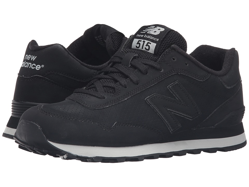 New Balance Classics - ML515 (Black) Men's Classic Shoes