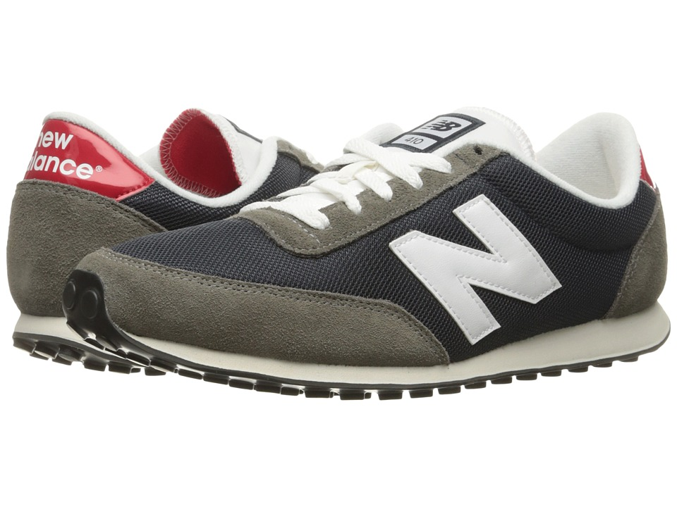 New Balance Classics - U410v1 - 70s Running (Blue/Grey) Men's Running Shoes