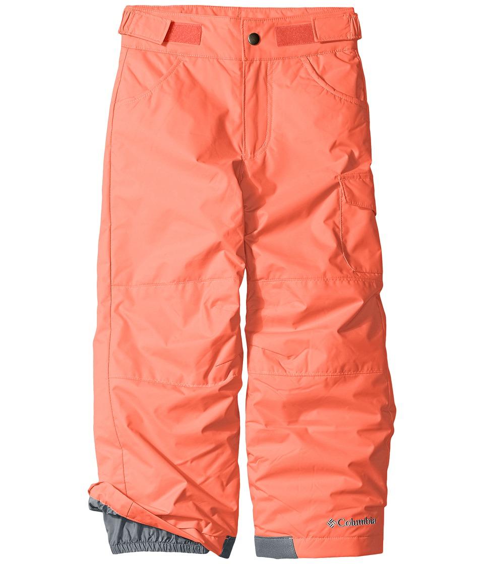 Columbia Kids - Starchaser Peak II Pants (Little Kids/Big Kids) (Hot Coral) Girl's Clothing