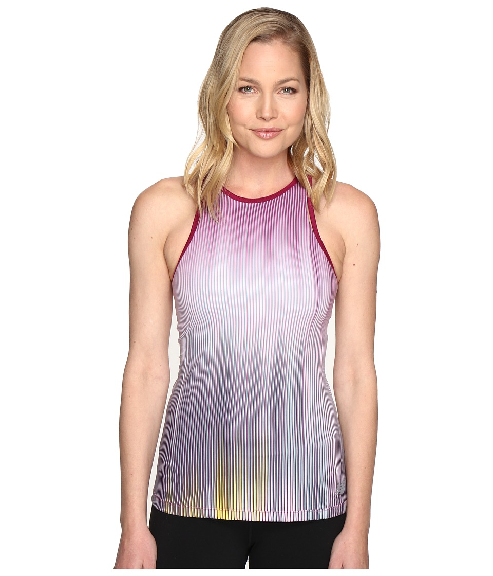 New Balance - Yarra Tank Top (Jewel Multi) Women's Sleeveless