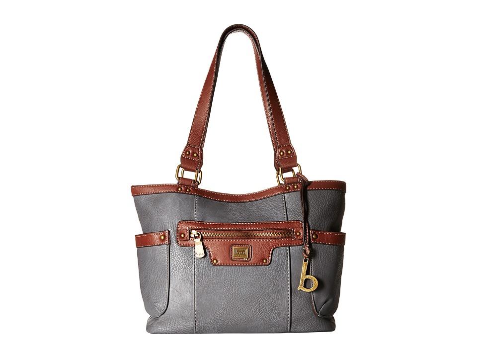 b.o.c. - Lancaster Tote (Grey) Tote Handbags