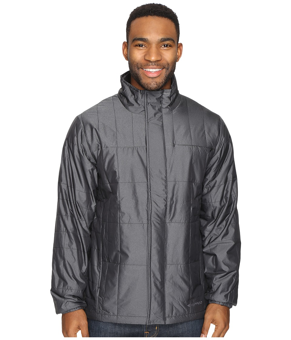 ExOfficio - Cosimo Jacket (Black) Men's Coat