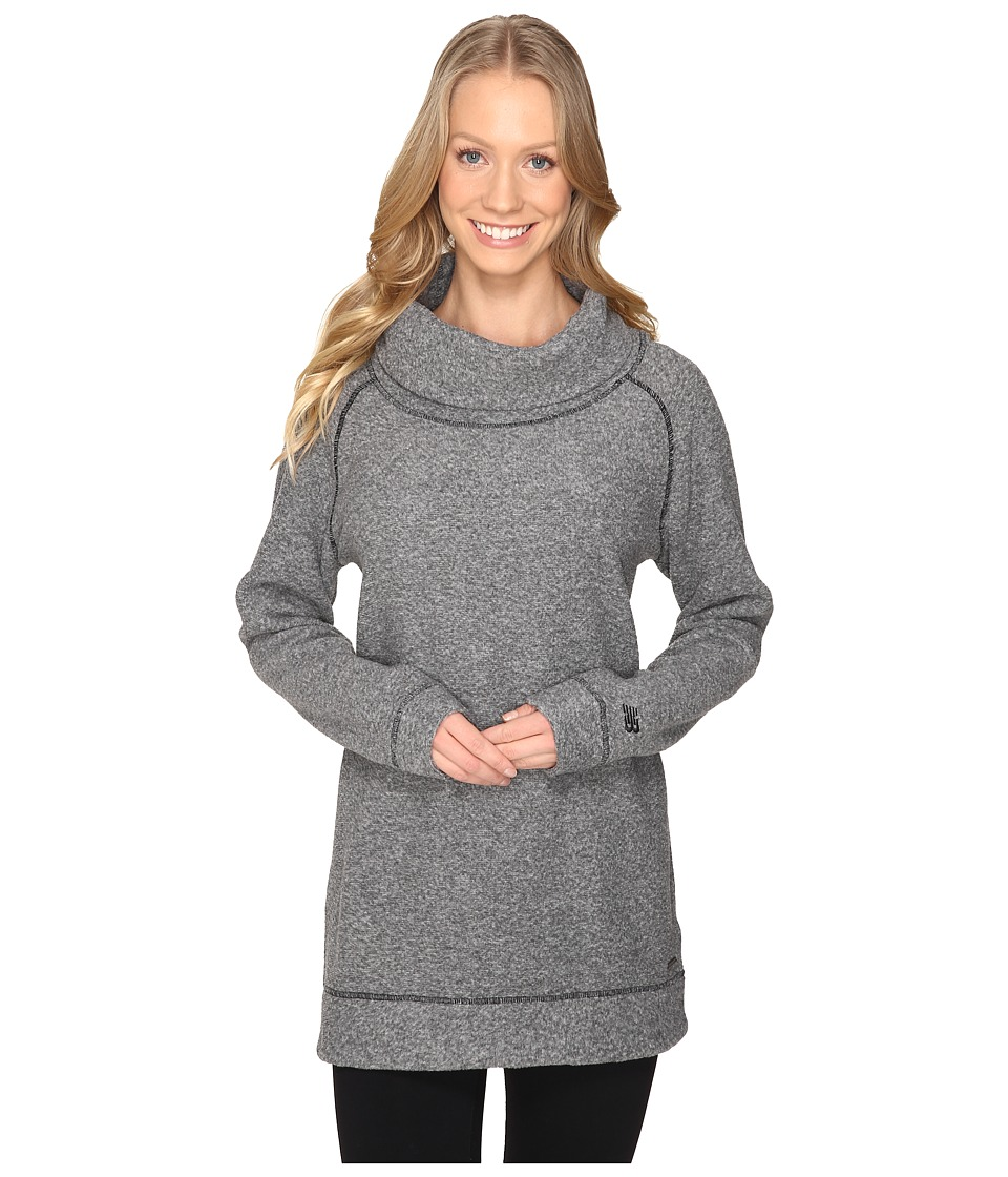 New Balance - NB Dry Sweatshirt (Black) Women's Sweatshirt