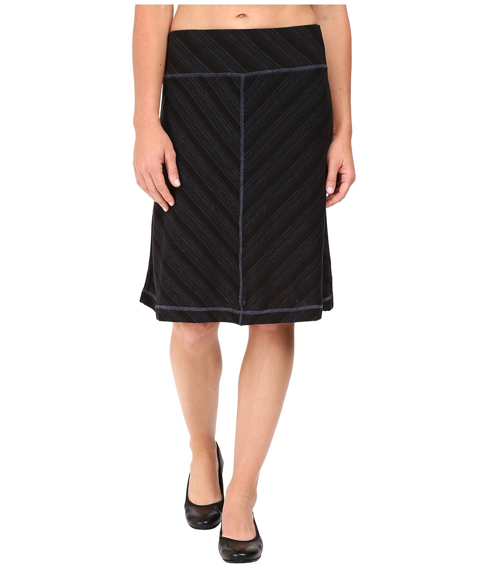 Aventura Clothing - Bryce Skirt (Blue Indigo) Women's Skirt