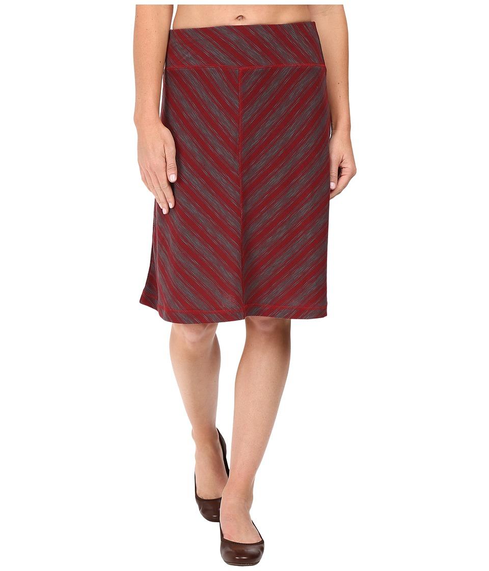 Aventura Clothing - Bryce Skirt (Burnt Russet) Women's Skirt
