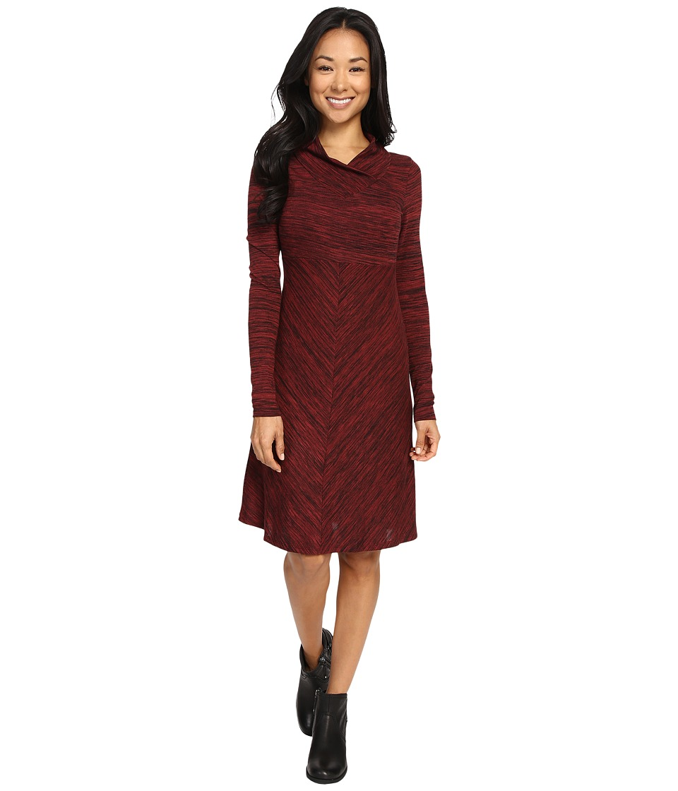 Aventura Clothing - Maeve Dress (Burnt Russet) Women's Dress