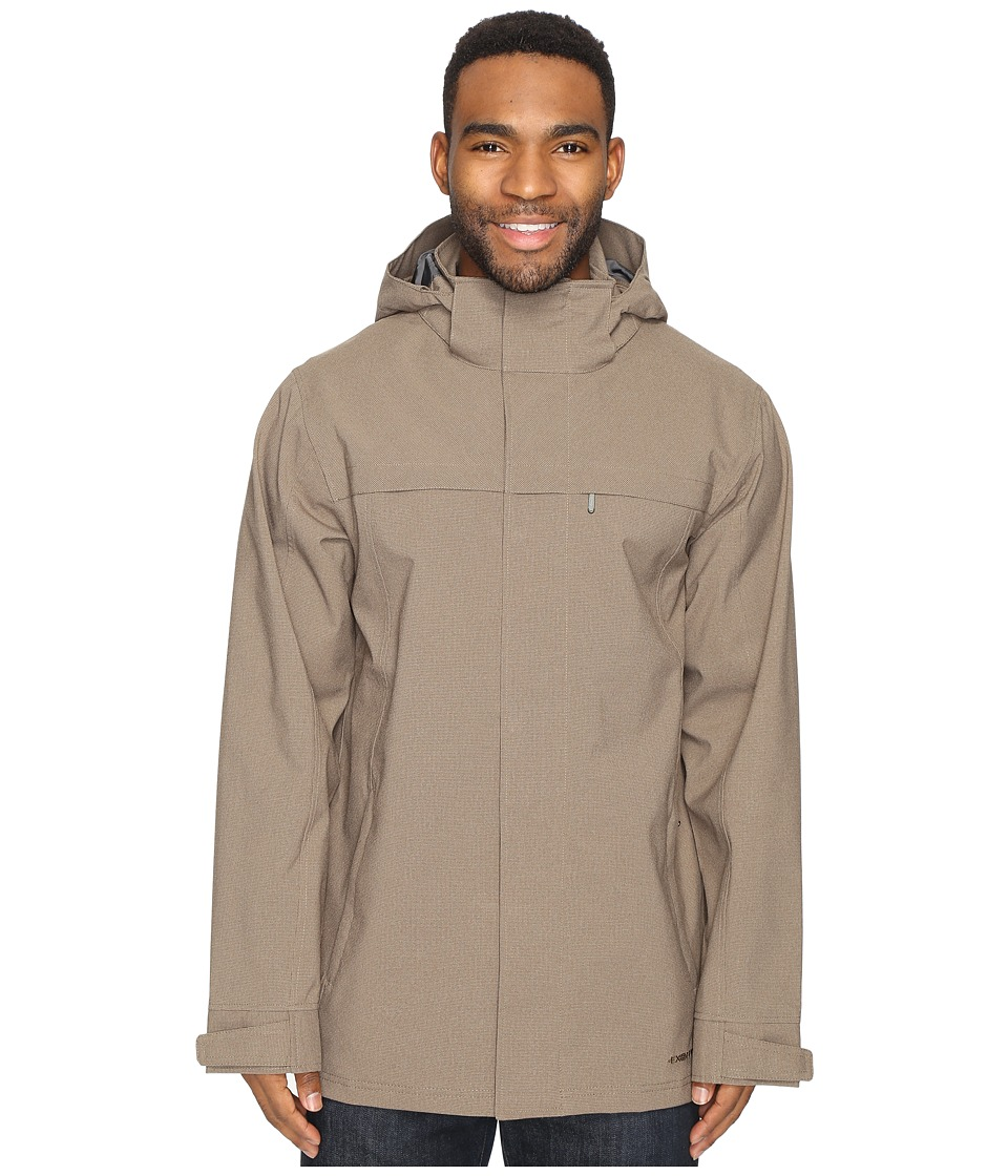 ExOfficio - Leshan Jacket (Cigar) Men's Coat