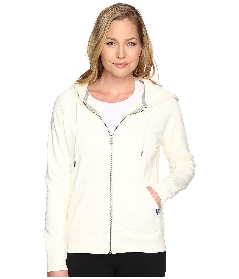 New Balance - Classic Full Zip Hoodie (Angora) Women's Sweatshirt